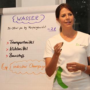 Maren A. Scheible. Ernährungsberatung und Mentalcoaching
